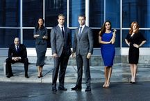 SUITS on USA / by Cindy Savidge