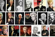 Billy Idol...  Still love his music! / by Cindy Savidge