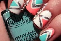 daydream--nail designs / by amber hughes