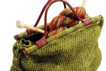 knitting & crochet  =] / by Sonja Wilson