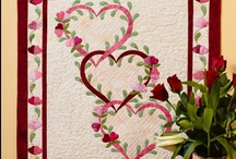 Inspirational Applique / Get inspired by gorgeous appliqué and the meaning behind the motifs in Inspirational Applique by Cheryl Almgren Taylor. Learn more about the book here: http://www.shopmartingale.com/inspirational-applique.html / by Martingale / That Patchwork Place