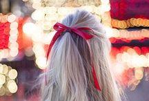 Hair stuff / by Koh Dawn