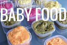 Homemade Baby Food / by Megan Gilbert
