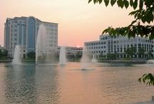 City Center at Oyster Point  / by Newport News, VA