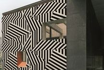 Black and White stripes / by Koh Dawn