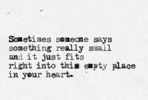 Quotes / by Alina Pesonen