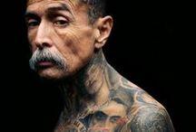tattooed / by Marianna Nina