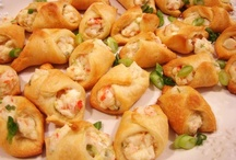 Appetizers - Canapés  / Bite size, perfect for tasting parties / by Diana Zamora