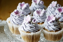 Platinum Grey Cupcake Wrappers & Party Décor | Bella Cupcake Couture / by Bella Cupcake Couture