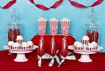 Oscar Parties  / And the Oscar goes to? Oscar Night Party Ideas / by Bella Cupcake Couture