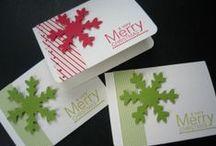 Cards & Tags / by Joyce Meador