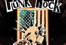 Hardcore Punk Rock / by Christian Plourde