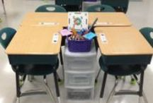 Cool School: Organized Classroom / by Melody Carlisle Connelly