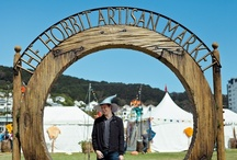Hobbit Artisan Market / by Air New Zealand