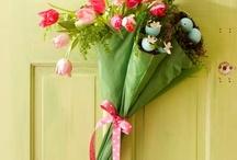 Wreaths & Doors / by Rebecca Arbogast