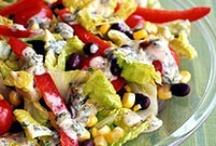 Soups & Salads / by Rebecca Arbogast