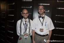 #AirNZGetYourGeekOn - Air New Zealand The Internship Red Carpet Premiere / A collection of photos surrounding The Internship Air New Zealand Red Carpet Premiere including entries to our  #AirNZGetYourGeekOn competition / by Air New Zealand
