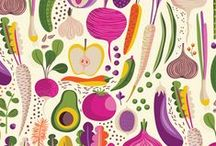 Fruit & Vegetables / Green love!  / by Vesle Serena