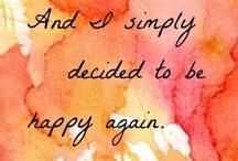 words of wisdom / by Heather Barnes