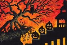 happy halloween / by Heather Barnes