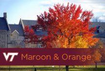 Maroon & Orange / by Virginia Tech Hokies Athletics