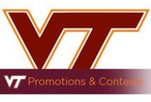 VT Promotions & Contests / by Virginia Tech Hokies Athletics