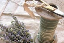 """Champs de lavande / """"lavender fields"""" / by Rachel Vormittag"""