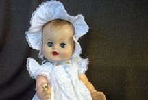Must Be a Madame Alexander / Vintage Madame Alexander Dolls / by Deb Barbre