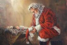 Christmas! I luv it! / My Favorite Holiday!  / by Judy Arganbright
