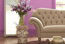 { radiant orchid } / Celebrating the 2014 Color of the Year. / by Home Decorators Collection