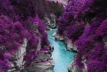 Favorite Places  / by Aubrey Anderson