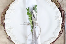 Table Scapes / by Wendy Machen-Wong
