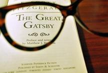 gatsby / by Kelly Diana Morgan