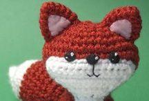 C R O C H E T / Make softies. / by Charlotte Woods