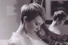 short hair / by Kelly Diana Morgan