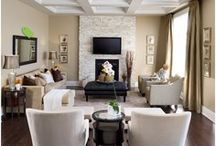 Home remodel Inspiration / by Katie Decker Roque