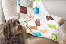 Pets & Quilts / Quilts and pets / by Fons & Porter's Love of Quilting