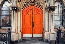 doors / by Tiffany Nichols