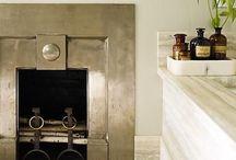 fireplace  / by Tiffany Nichols