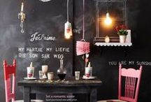 Chalkboard Love / by Kim {Made in a Day}