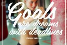 Body/Fitness / by Ashley Krager