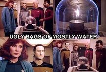 Thank you Commander Data, that will be all. / Star Trek: The Next Generation / by Foxy Kazoo