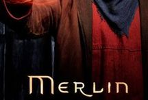 In a land of myth and a time of magic....MERLIN! / by Sarah Christian