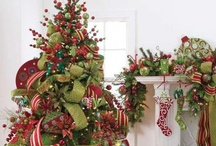 HOLIDAY DECOR~ / by Stacy Walters