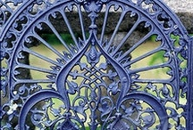BEAUTIFUL DOORS AND GATES~ / by Stacy Walters