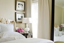 Bedrooms Inspiration  / by Erica Brewer