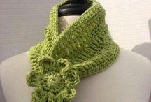 Knitting/Crochet / by Kathie Bretches-Urban