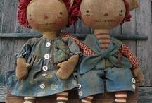 Dolls / by Linda Barthelmeh