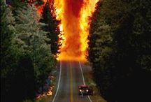 Natural disasters / by John McGunigal