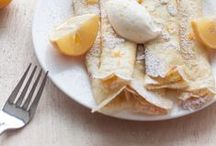 crepes / by Kimberly Diane